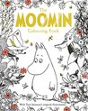 The Moomin Colouring Book by Macmillan Children's Books