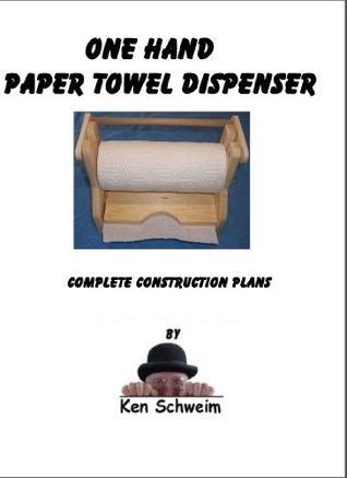 One Hand Paper Towel Dispenser