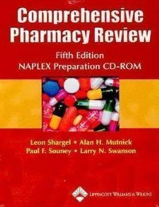 Comprehensive Pharmacy Review NAPLEX® Preparation CD-ROM