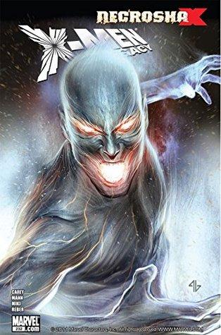 X-Men: Legacy #233