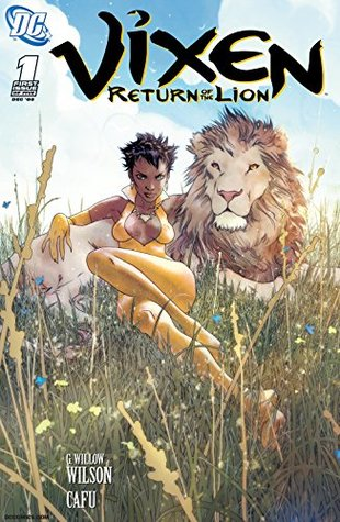 Vixen: Return of the Lion #1