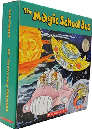 The Magic School Bus 25th Anniversary Box Set
