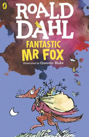 Fantastic Mr Fox por Roald Dahl, Quentin Blake