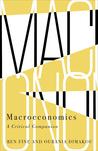 Macroeconomics: A Text of Critical Reconstruction