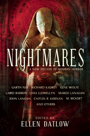 Nightmares: A new decade of modern horror Book Cover