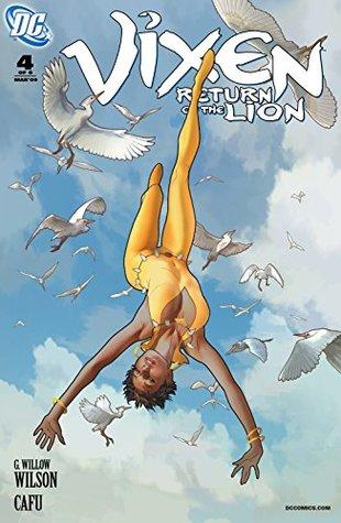 Vixen: Return of the Lion #4