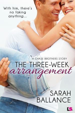 The three-week arrangement by Sarah Ballance