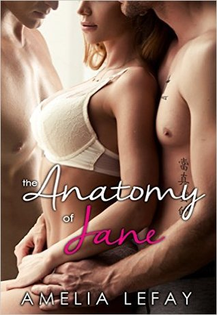 Anatomy of Jane Book Cover