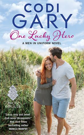 One Lucky Hero (Men in Uniform, #1)
