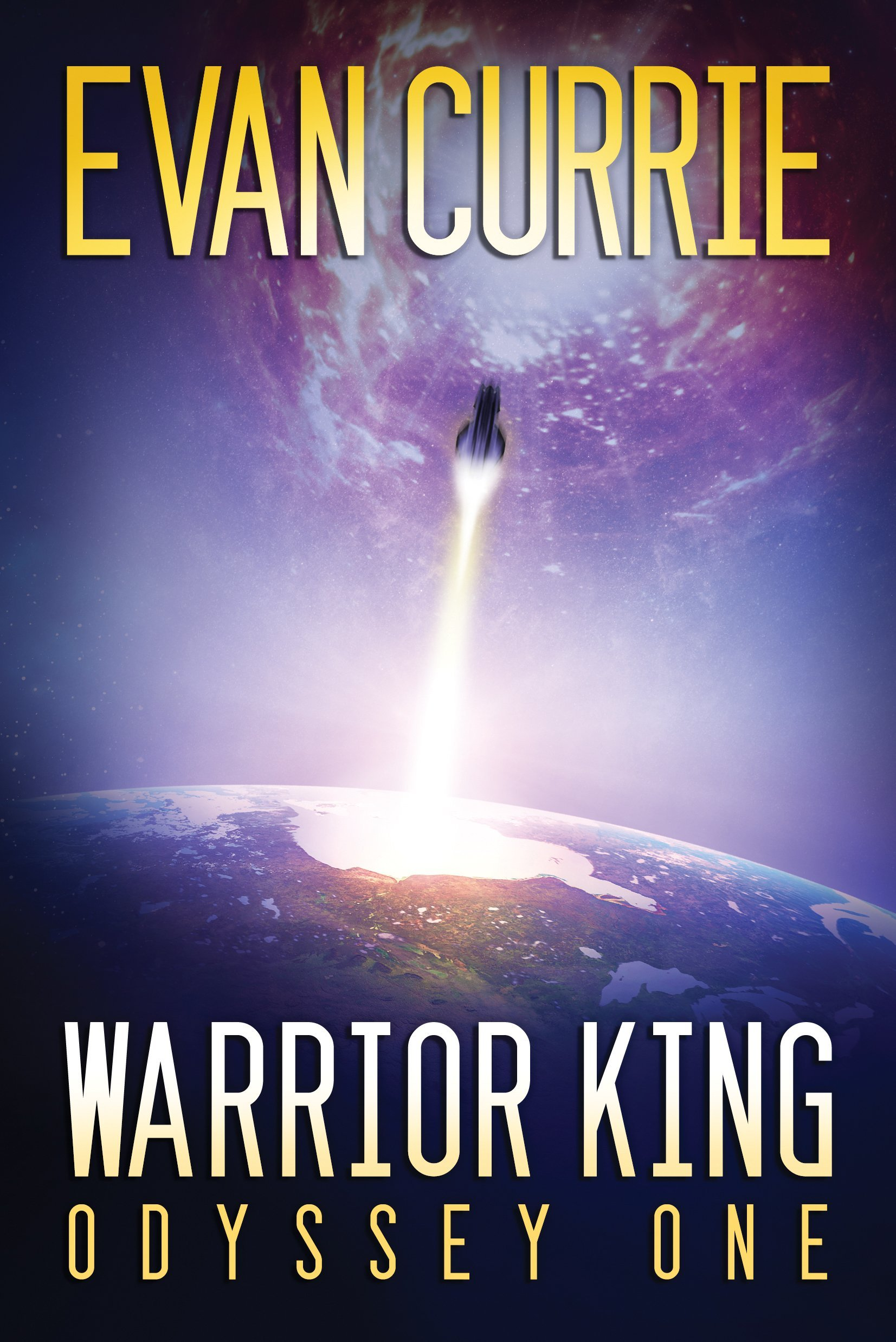 Warrior King (Odyssey One, #5)