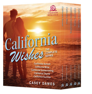 California wishes: the complete series by Casey Dawes
