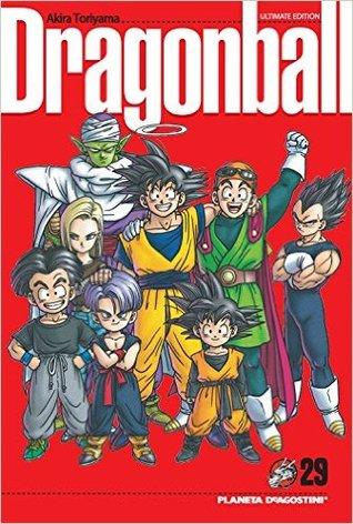 Dragon Ball: Ultimate Edition, volumen 29 (de 34) par Akira Toriyama