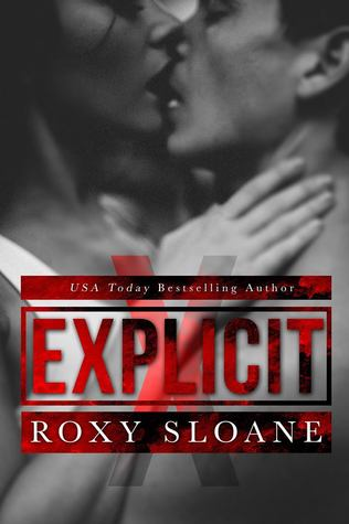 Explicit Book Cover
