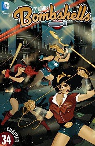 DC Comics: Bombshells (2015-) #34