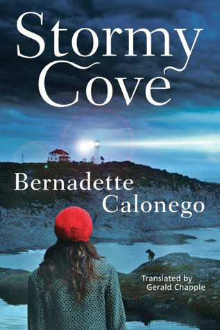 Stormy Cove by Bernadette Calonego