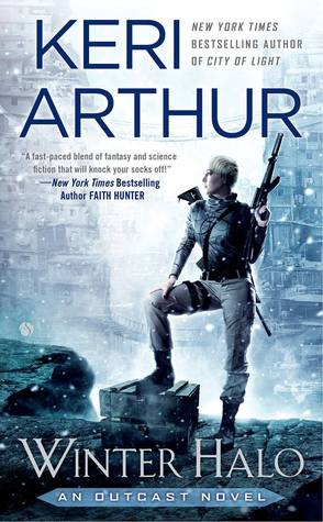 Review: Winter Halo by Keri Arthur (@kezarthur, @penguinrandom)