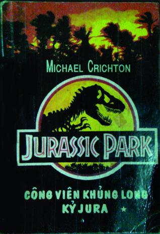 Công Viên Khủng Long Kỷ Jura (Jurassic Park #1)