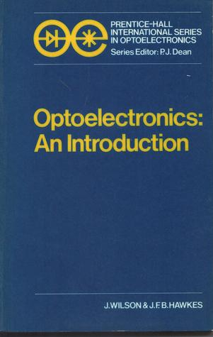 OPTOELECTRONIC DEVICES BY WILSON EBOOK