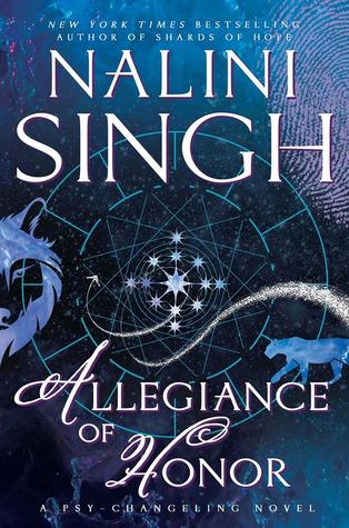 Book Review: Nalini Singh's Allegiance of Honor
