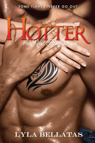Hotter by Lyla Bellatas