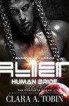 Barbarian Warrior (Alien - Human Bride, #1-3)