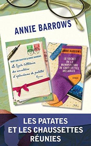 Le Cercle littéraire des amateurs d'épluchures de patates / Le Secret de la manufacture de chaussettes inusables
