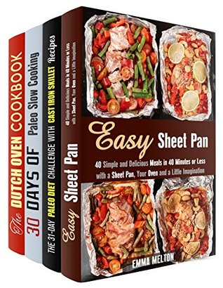 Special Appliances Cookbook Box Set (4 in 1)