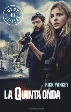 La quinta onda by Rick Yancey