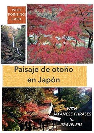 Paisaje de otoño en Japón