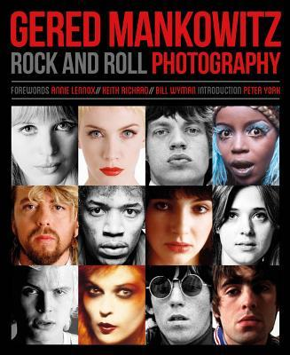 Gered Mankowitz: Rock and Roll Photography