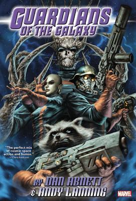 Guardians of the Galaxy by Abnett and Lanning Omnibus
