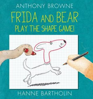 Frida and Bear: Play the Shape Game!