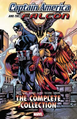 Captain America and the Falcon by Christopher Priest: The Complete Collection