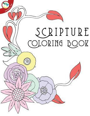 Scripture Coloring Book for Adults