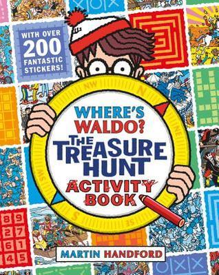 Where's Waldo? The Treasure Hunt: Activity Book