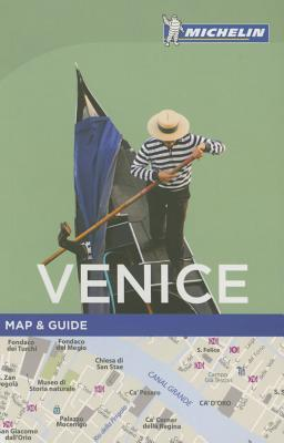 Michelin Venice Map & Guide