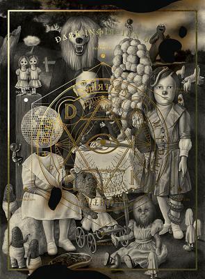 Dark Inspiration 2: Grotesque Illustrations, Art and Design