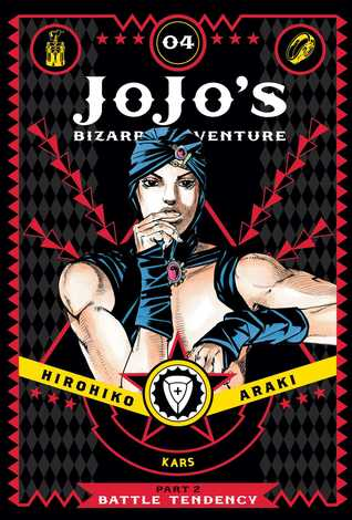JoJo's Bizarre Adventure: Part 2—Battle Tendency, Vol. 4