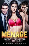 Menage: Good Things Come In Threes (Threesome, Bisexual Romance, MMF)