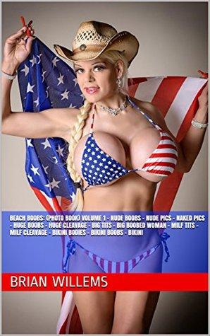Milfs big bikini cleavage