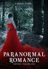 Paranormal Romance: A Readerly Journal (Volume #1)