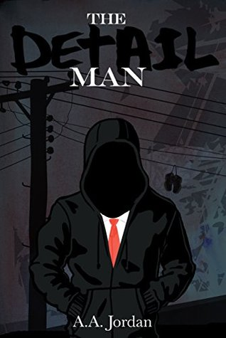 Bok Cover The Detail Man by A.A. Jordan