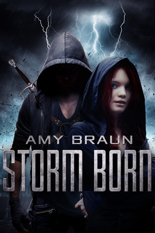 Storm Born by Amy Braun