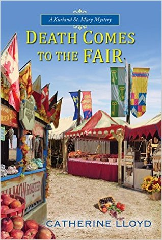 Death Comes to the Fair (Kurland St. Mary Mystery #4)