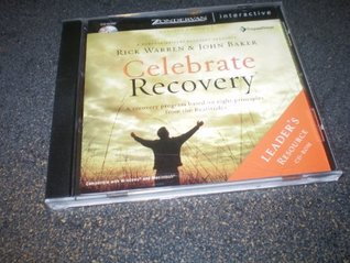 Celebrate Recovery - Interactive CD-rom - Leader's Resource