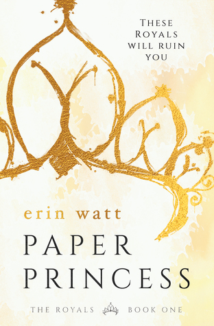 Paper Princess (The Royals, #1)