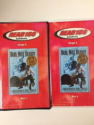Bud, Not Buddy Audiobook - 4 Cassettes (Read 180 Audiobooks Stage A)