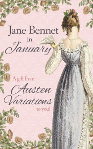 Jane Bennet in January