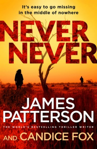 Image result for never never james patterson