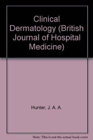 Hunter Dermatology Book